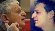 נחום ברנע. מימין: 1982, משמאל: 2008 (צילומים: פלאש90)
