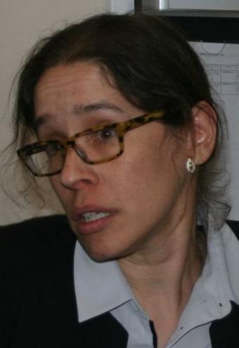 אלונה בר-און בבית המשפט המחוזי בתל-אביב, 2.3.2017 (צילום: אורן פרסיקו)