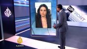 """איילת שקד מתראיינת ב""""אל-ג'זירה"""" (צילום מסך)"""