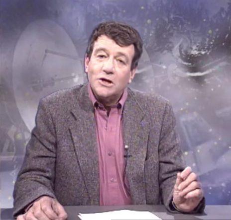 יצחק רועה, 1992 (צילום מסך)