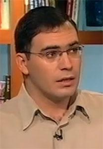 מיכאל פלקוב (צילום מסך)
