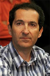 פטריק דרהי (צילום: פלאש 90)